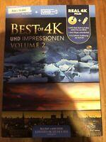 Best of 4K - Vol. 2 [Blu-ray] [Limited Edition] von ...   DVD   Zustand sehr gut