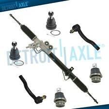 Steering Rack & Pinion Tierod Ball Joint Kit for Nissan Titan Armada Qx56