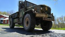 1971 M35 AM General-Bobbed-Turbo Diesel-Military Truck-Classic-Antique-Big Tire