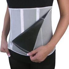 Sauna Slimming Belt Wrap Weight Loss Fat Burner Tummy Cellulite Burn Body Shaper
