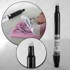 Chartpak Blender Pen AD Marker IMAGE TRANSFER print carve lino fabric wood paper