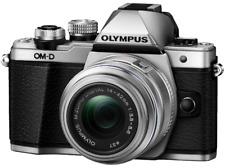 Olympus OM-D E-M10 Mark II Kit 14-42 mm II R Systemkamera silber / AUSSTELLER