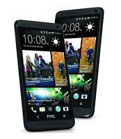 4.7'' HTC ONE M7 - 32GB - Black  (Unlocked) Android Smart Phone