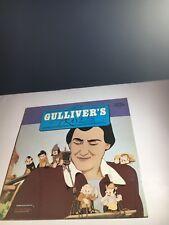 Gulliver's Travels Laserdisc LD Animated