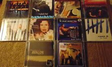 Lot of 10 Assorted CCM / Gospel CDs - Kirk Talley  Erin O'Donnell  Salvador +