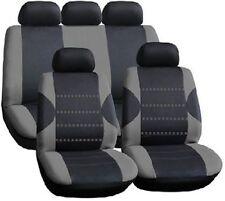 HYUNDAI IX35 ALL YEARS RACING GREY SEAT COVERS