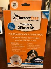 ThunderEase Dog Insanely Calm Calming Diffuser Kit -includes Bottle W/30 Day Sup
