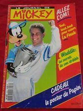 WALT DISNEY LIVRES MAGAZINES LE JOURNAL DE MICKEY N° 2031 GH JEAN PIERRE PAPIN