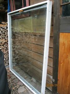 ISO-Glasscheibe mit Holzrahmen, Festelement