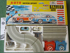 Faller 4001 Complete Package with Mercedes 230 and Porsche