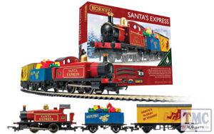 R1248 Hornby OO Gauge Santa's Express Train Set