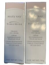 Lot of 2 Mary Kay Timewise Firming Eye Cream - 003209 Discontinued ~SHIPS FREE