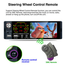 Car Auto 4.1 inch Touch Screen MP5 Car Single Set MP5 Full IR remote control Kit