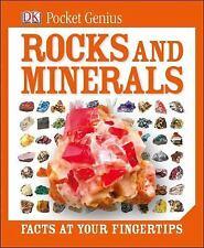 Pocket Genius: Rocks and Minerals DK Publishing  Good
