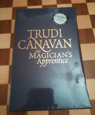 The Magician's Apprentice SIGNED NUMBERED Trudi Canavan LIMITED EDITION SEALED