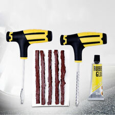 Car Van Truck Agri Tyre Tire Puncture Repair Kit With 5 Strings