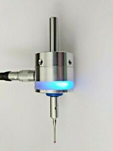 NEW 24V Waterproof 3D Digitizing touch probe for CNC with 8 mm shank, 2 mm ruby