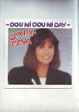 disque 45 tours -  chantal goya - dou ni dou ni day -- petit enfant