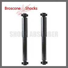Rear Pair Shocks & Struts For Ford Fusion 2006-2012