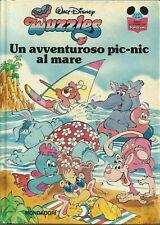 WUZZLES UN AVVENTUROSO PIC-NIC AL MARE Disney Imparo a Leggere Mondadori
