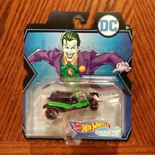 The Joker Hot Rod - DC Universe Character Cars - Hot Wheels (2019)