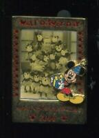 WDW Walt Disney Day 2006 LE Disney Pin 51105