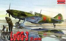 Lavochkin LAGG 3 - 35 Series (ilmavoimat/finlandés AF & soviético af MKGS) 1/72 Roden
