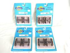 4 x Unused Athearn Gauge 0 Wagon Bogie Sets with Pinpoint Bearings
