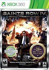 NEW Saints Row 4 IV: National Treasure Edition (Xbox 360, 2014)