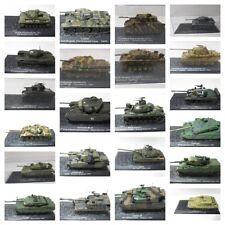 Die Cast Realistic War Military Battle Vehicle Tank Models (1941-2003)