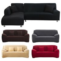 Sofa Couch Cover Elastic Chair Slipcover Protector Home Living Room Supplies New