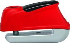 Bloccadisco sonoro antifurto da moto scooter 110db Abus Trigger Alarm 350 Rosso