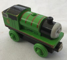 Percy Wooden Train Engine - Thomas & Friends Wooden Railway No.6 Huge Collection