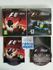 F1 Formula One Championship Edition + F1 2011 / Playstation 3 / PS3 / PAL / FR
