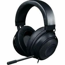 Razer Kraken Wired Over- Ear Gaming Headset - Black (RZ0402830100R3M1)