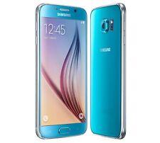 "Samsung Galaxy S6 G920V 32GB 4G LTE 3GB RAM GPS NFC 5.1"" Libre TELEFONO MOVIL"