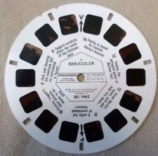 Vintage Viewmaster - Gaf Single Reel BD 1942 Smuggler Reel 2 Circa 1981