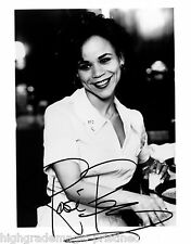 "ROSIE PEREZ AUTOGRAPHED SIGNED 8X10  FROM THE FILM ""UNTAMED HEART"""