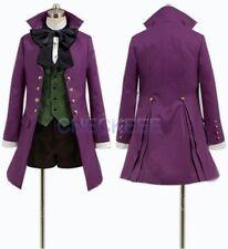 Black Butler II 2 Alois Trancy Cosplay Costume