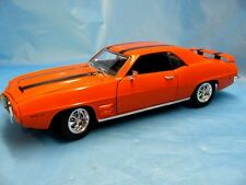 Road Signature 1969 Pontiac Trans AM Firebird 1:18 Scale Diecast 92368 Model MIB