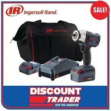 "Ingersoll Rand 3/8"" Impact Wrench 20V Brushless 5.0Ah Li-Ion QV20 - W5132-K22"
