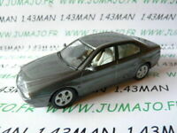 SOL8N Voiture 1/43 solido (Made in France) ALFA ROMEO 166