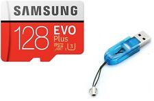 Samsung Evo 128GB 128 GB SDXC c10 Memory Card for Nintendo Switch