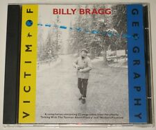 BILLY BRAGG - CD - VICTIM OF GEOGRAPHY