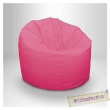 Rose Anti-éclaboussures Pouf Poire Chaise Intérieur Extérieur Pouf Siège
