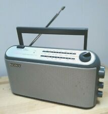 VINTAGE TRANSISTOR RADIO SONY ICF-703L - WORKS - VERY GOOD CONDITION