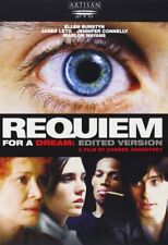 Requiem for a Dream (Dvd R Rated Movie Jared Leto, Jennifer Connelly Movie