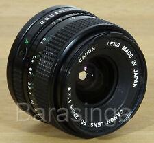 Canon FD 28 mm 1:2.8