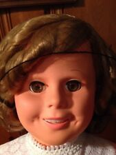 "1985 Shirley Temple Playpal Type Doll 35""-36"""
