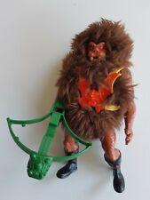 Masters of the Universe vintage Grizzlor action figure MotU Mattel